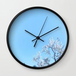Flight of Freedom Wall Clock