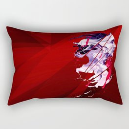 Insoluble Rectangular Pillow