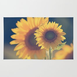 Sunflower 02 Rug