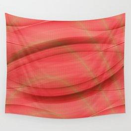 Pattern softorange Wall Tapestry