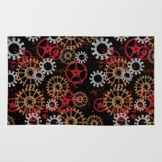 For the Love of Gears Rug