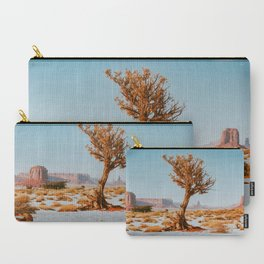 Monument Valley Juniper Carry-All Pouch