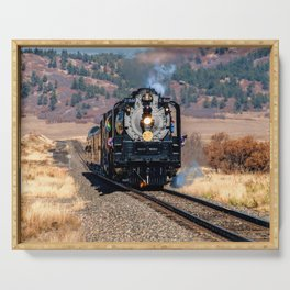 Union Pacific 844 Serving Tray