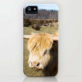 All Knowing iPhone Case