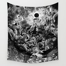 Sacrifice Wall Tapestry