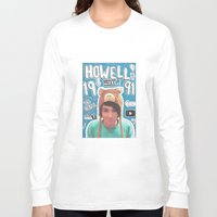 danisnotonfire Long Sleeve T-shirts featuring danisnotonfire collage by emma