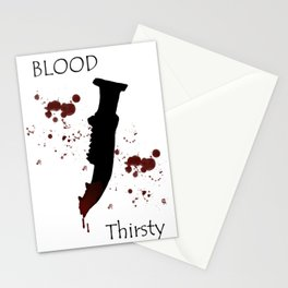 First Blade Stationery Cards