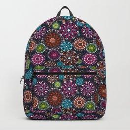 Mandala Dots Backpack