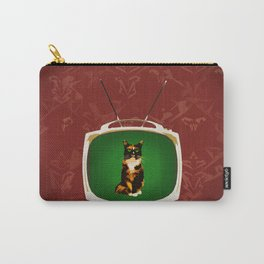 Marmalade Broadcast Carry-All Pouch