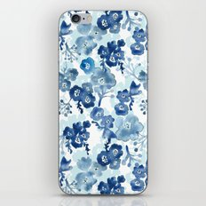 Blooms of Ink iPhone & iPod Skin