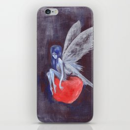 Fairy Loves Apple iPhone Skin