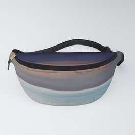 Seascape 2 / Pastel Drawing Fanny Pack