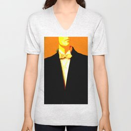 Cotton Club Jay G Unisex V-Neck