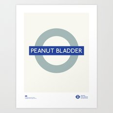 Peanut Bladder | TFL Art Print