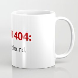 F**ks not found Coffee Mug