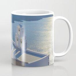 Santorini Island, Greece Coffee Mug