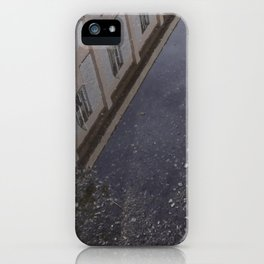 Youth Hostel found in a Puddle iPhone Case