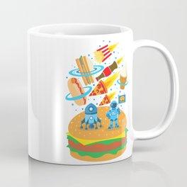 Space Burger Coffee Mug