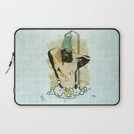 Showering that Sarlacc Off Laptop Sleeve