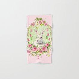 Spring Bunny Hand & Bath Towel