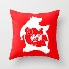 My Forest Throw Pillow
