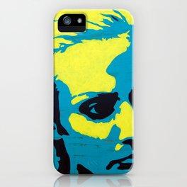 Yella iPhone Case
