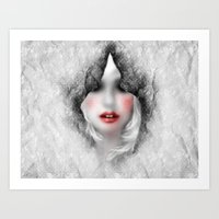 MonGhost IV (lolita) Art Print