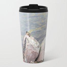 Extremal Groundhog  or King of the Mountain Travel Mug