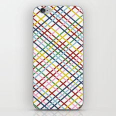 Weave 45 Zoom iPhone & iPod Skin