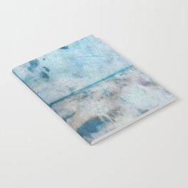 Blue No. 3  Notebook