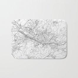 Florence Map Line Bath Mat