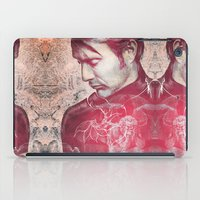 hannibal iPad Cases featuring Hannibal by András Récze
