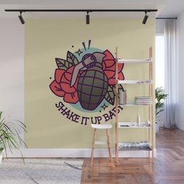 Shake It Up, Baby! Wall Mural