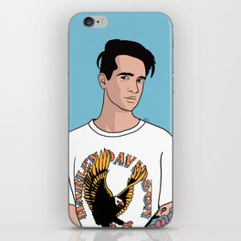 Brendon Urie iPhone Skin