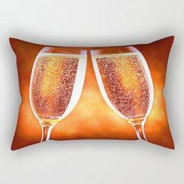 This Toast Rectangular Pillow