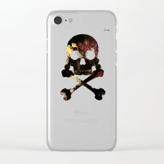 Vanity two Jacob's 1968 Paris Clear iPhone Case