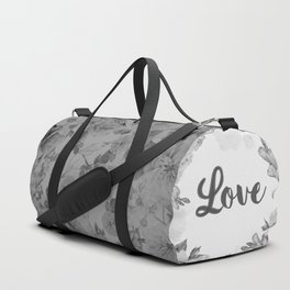 FLORAL DESIGN Duffle Bag