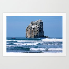 Witches Rock * Costa Rica Art Print