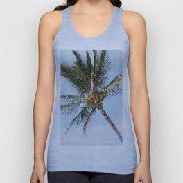 Tropical Palm Tree Unisex Tank Top