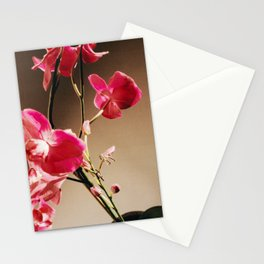 35mm Orchid 1 Stationery Cards