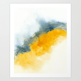 Improvisation 64 Art Print