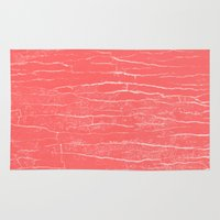 lobster Area & Throw Rugs featuring Stone lobster by Julius Marc