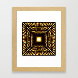 Lure of Riches, 2360o Framed Art Print