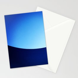 BLUE ON BLUE Stationery Cards