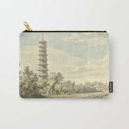 Pagoda at Kew Carry-All Pouch