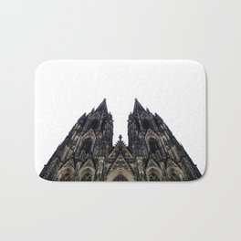 cologne cathedral. Bath Mat