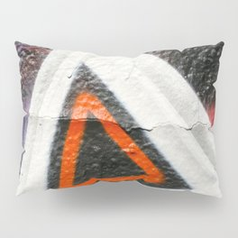 Double Triangle  Pillow Sham