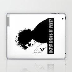 How Does It Feel?  |  Bob Dylan Laptop & iPad Skin