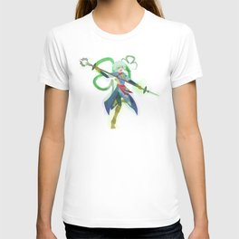 Dragon Age - Trevelyan of Clover [Card Suit Series] T-shirt