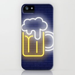 Cerveza iPhone Case